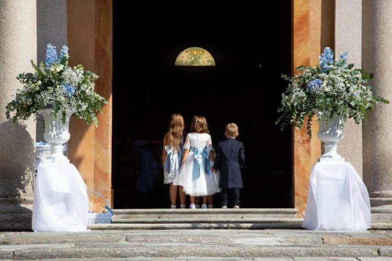 Damigelle sposa e paggetti - guida rapida per il corteo nuziale