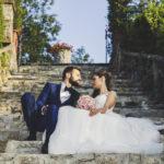 abito da sposa made in Italy